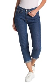 Levi's 501 Tapered Crop Jeans