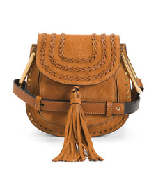 reveal designer Made In Italy Hudson Small Suede C
