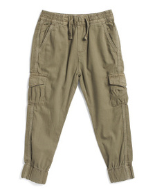 7 FOR ALL MANKIND Little Boys Cargo Joggers