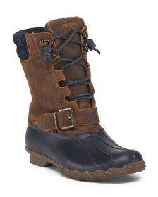 SPERRY Waterproof Thinsulate Lined Winter Duck Boo