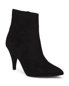 CARLOS SANTANA Pull On Dress Booties