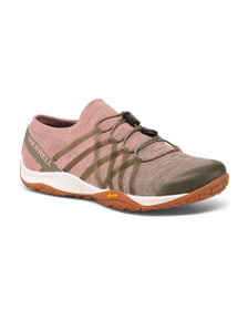 MERRELL Comfort Trail Knit Sneakers