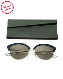 DIOR Made In Italy 65mm Clubmaster Designer Sungla