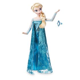 Disney Elsa Classic Doll with Ring – Frozen – 11 1