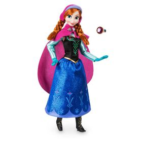 Disney Anna Classic Doll with Ring – Frozen