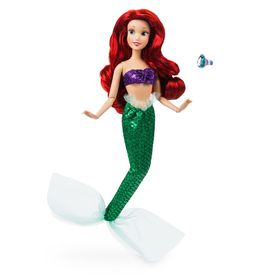 Disney Ariel Classic Doll with Ring – The Little M