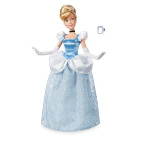 Disney Cinderella Classic Doll with Ring – 11 1/2'