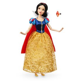Disney Snow White Classic Doll with Ring – 11 1/2'
