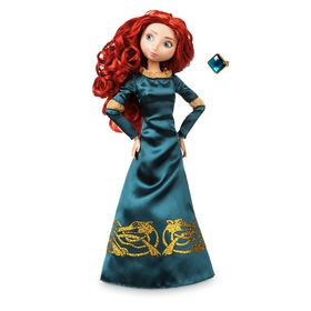 Disney Merida Classic Doll with Ring – Brave – 11