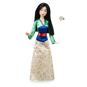 Disney Mulan Classic Doll with Ring – 11 1/2''