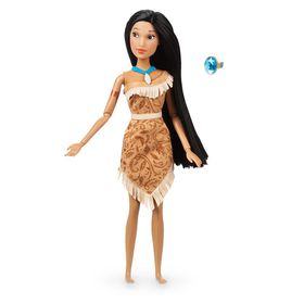Disney Pocahontas Classic Doll with Ring – 11 1/2'