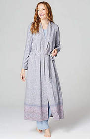 Sleep Ultrasoft Long Wrap Robe