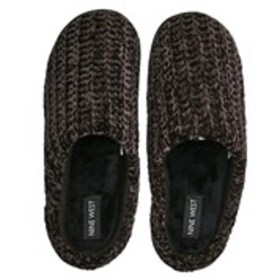 NINE WEST Nine West Womens Chenille Clog Slippers