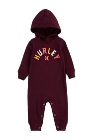 Hurley Hurley Thermal Hooded Coverall (Baby Boys)