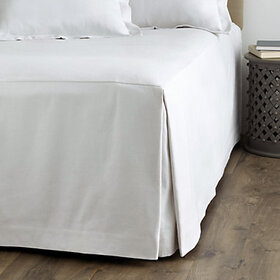 Tailored Floor Length Bedding
