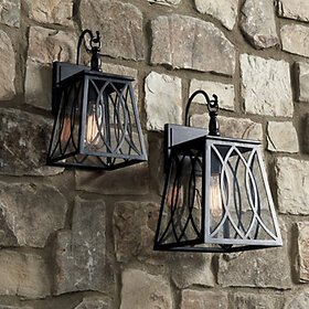 Tatten Outdoor Sconce