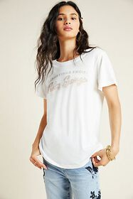 Anthropologie Palm Springs Graphic Tee