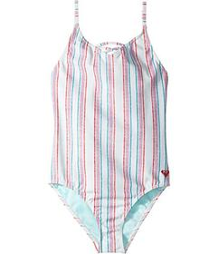 Roxy Kids The Little Mermaid Treasure Stripe One-P