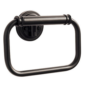 Grovehurst Bath Towel Ring - Bronze