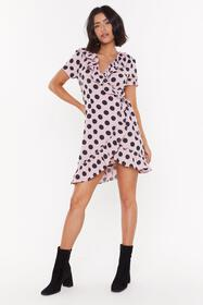 Nasty Gal Womens Rose Nothing's Gonna Spot Us Now