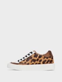 Donna Karan REESA LACE-UP SNEAKER