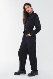 BDG Shapeless Belted Coverall Jumpsuit