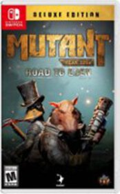 Mutant Year Zero: Road to Eden Deluxe Edition - Ni