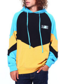 Pink Dolphin soundwave hoodie