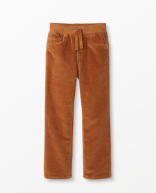 Hanna Andersson Relaxed Stretch Cords in Carpenter