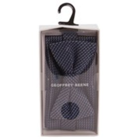 GEOFFREY BEENE Mens Bow Tie And Pocket Square Set