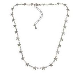 Emma Skye Stainless Steel Star-Design Necklace