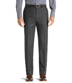 Jos Bank Reserve Collection Tailored Fit Flannel D