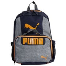 PUMA Boys Logo Backpack & Lunch Bag