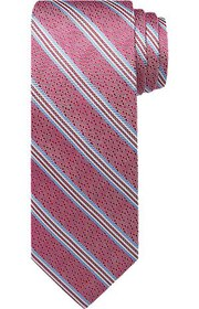 Jos Bank Reserve Collection Stripe Tie CLEARANCE