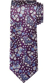 Jos Bank Reserve Collection Floral Tie CLEARANCE