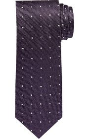 Jos Bank Reserve Collection Herringbone Dot Tie -