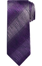 Jos Bank Reserve Collection Wavy Stripe Tie CLEARA