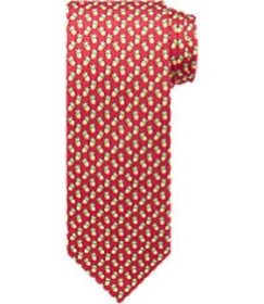 Jos Bank Traveler Collection Pineapple Tie CLEARAN
