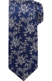 Jos Bank Reserve Collection Floral & Paisley Tie C