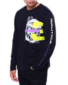 Nautica competition hd dp ls tee