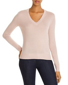 Theory - Wool V-Neck Top
