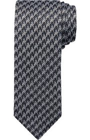 Jos Bank Reserve Collection Houndstooth Textured T