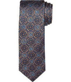 Jos Bank Reserve Collection Mosaic Tie CLEARANCE
