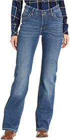 Wrangler Ultimate Riding Jeans Willow Bootcut
