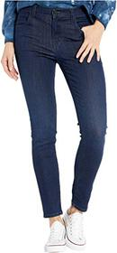 J Brand Alana High-Rise Crop Skinny in Chroma