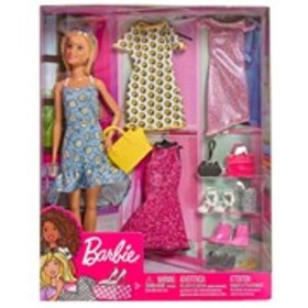 BARBIE Barbie Fashion Doll Set
