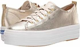 Keds Triple Up Metallic Twill