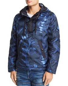 G-STAR RAW - Attacc Hooded Pullover Down Anorak