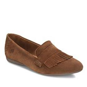 Born® McGee Suede Kilty Loafer