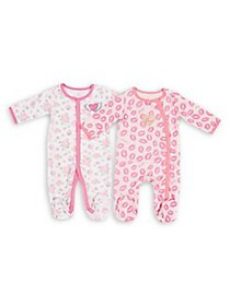 Betsey Johnson Baby Girl's 2-Piece Classic Floral